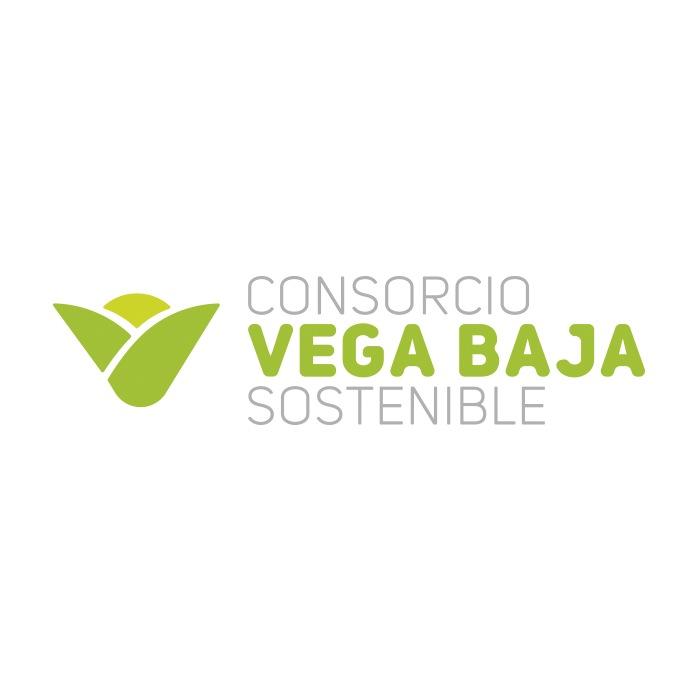 Logotipo del Consorcio Vega Baja Sostenible
