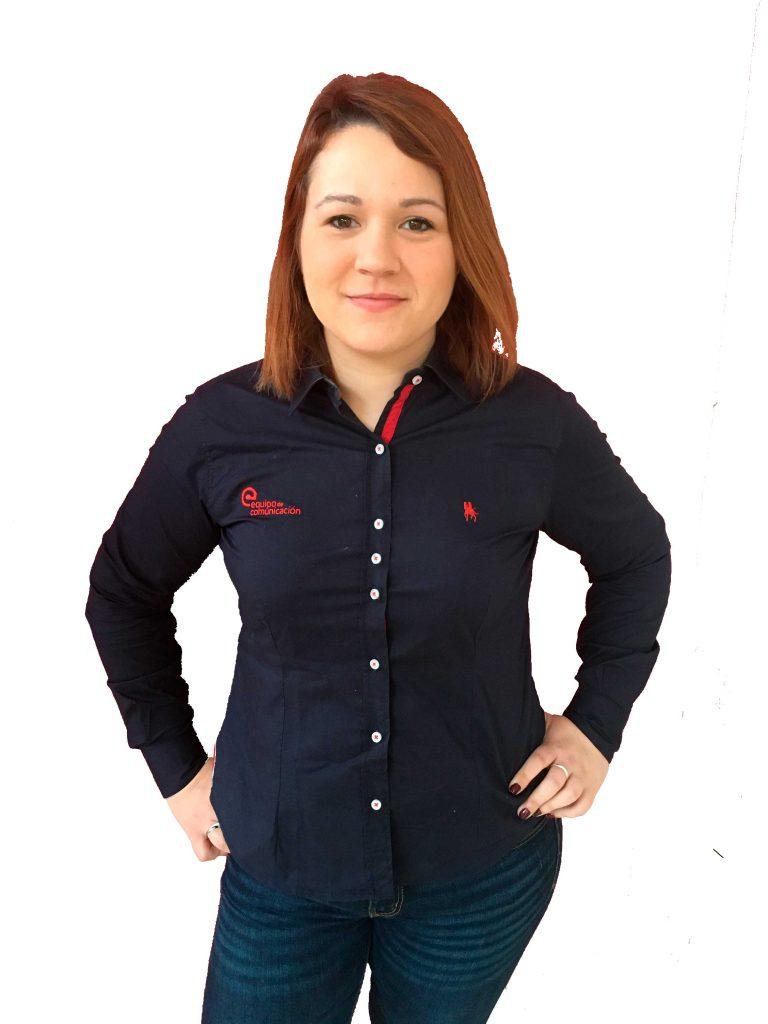 La periodista Laura Gómez