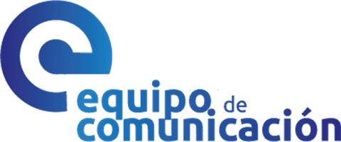 Logo de la agencia de marketing digital Equipo de comunicación